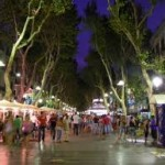 SOLDES  A  BARCELONE
